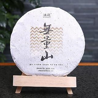 Dian Mai Pu'er tea in Yunnan Wuliangshan century-old trees pure material 357 g/piece Pu'er tea cake worth collecting 云南普洱茶...