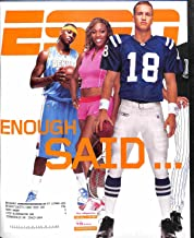 ESPN Magazine July 19, 2004 (Enough said ... Top Athletes Can Be Demanding. Our First Ever Photo issue)