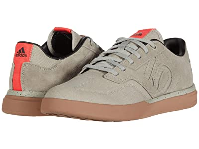 Five Ten Sleuth (Shock Red/Sesame/Feather Grey) Men
