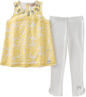 Juicy Couture Baby Girls 2 Pieces Tunic Set