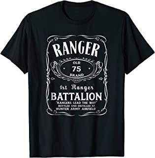 1st Ranger Battalion Shirt