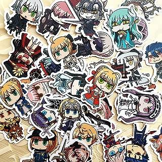 Wildforlife Fate/Grand Order FGO April Fool's Art Cute Decals Stickers (43 PCS)