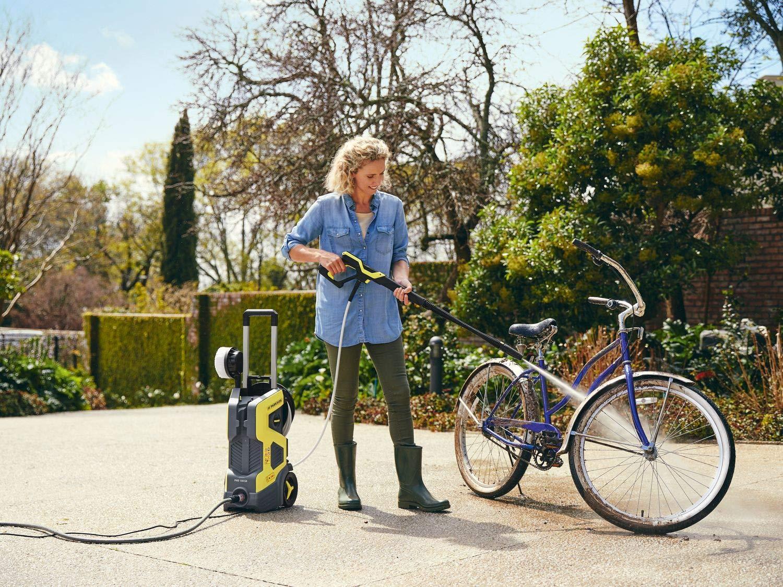 Parkside PHD 150 D3 Limpiador de alta presión: Amazon.es ...