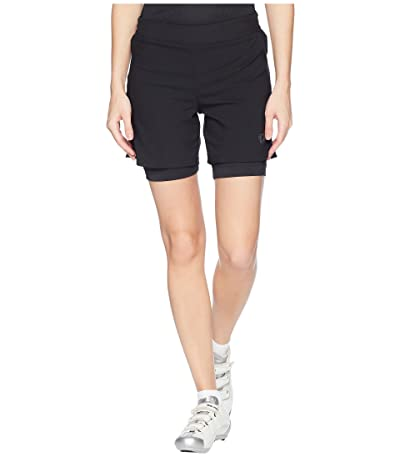 Pearl Izumi Journey Shorts (Black) Women