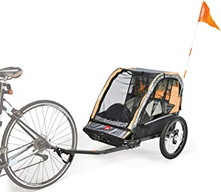 Allen Sports Deluxe Bike Trailer & Stroller
