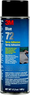 Best 3m blue 72 spray adhesive Reviews