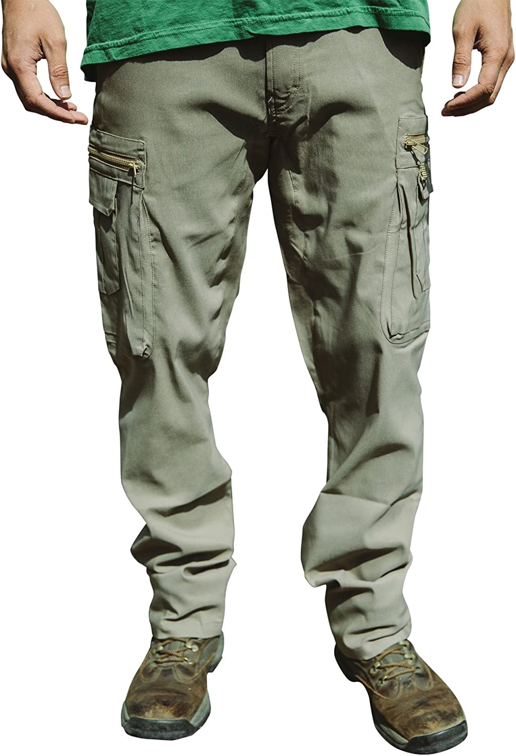 Dolly Varden Outdoor Clothing Men's Willowemoc Creek Cargo Pant