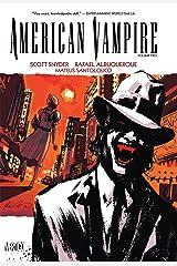 American Vampire Vol. 2 Kindle Edition