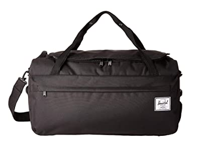 Herschel Supply Co. Outfitter 70 L (Black) Duffel Bags