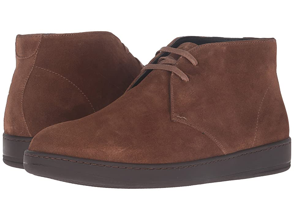 To Boot New York Ian (Light Brown Suede) Men's Shoes