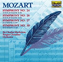 mozart symphony no 27