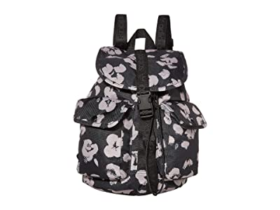 adidas Originals Originals Utility Mini Backpack (Animal Print Black) Backpack Bags