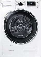 Samsung DV80K6010CW Wärmepumpentrockner/A/8 kg/Blitzschneller Wassertank-Check/SmartCheck