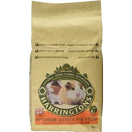 Harringtons Small Animal Optimum Guinea Pig Food, 2kg.