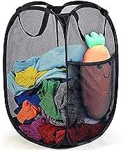 Cloth Storage Basket Storage Box Mesh Basket Bathroom Portable Storage Box Simple Box for Storing Toys Lzpzz