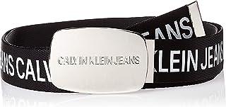 Calvin Klein Jeans Men's J 4Cm Dallas Webbing Belts