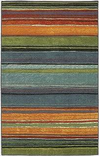 Best rainbow stripe rug Reviews