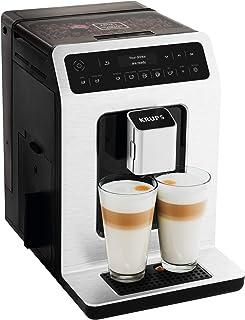 KRUPS Evidence EA890D, Ekspres do kawy ciśnieniowy automatyczny, Dwie kawy mleczne za jednym dotknięciem, Intuicyjna obsłu...