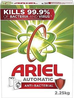 Ariel Antibacterial laundry detergent Automatic 2.25 kg