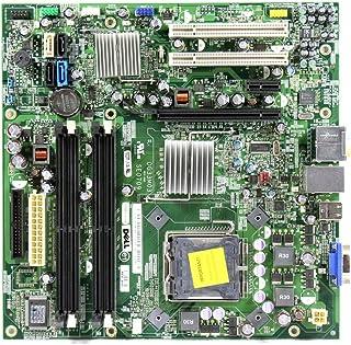 Dell - Placa Base para Inspiron 530, 530s y Vostro 200, 400 Números de Pieza compatibles: G679R, RY007, FM586, CU409, RN474, K216C, GN723, G33M02