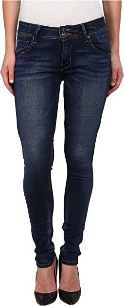 Collin Mid Rise Supermodel Skinny Jeans in Revalation