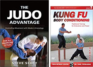 Bundle: Judo Advantage & Strength Training (YMAA) Book and Kung Fu Body Conditioning DVD