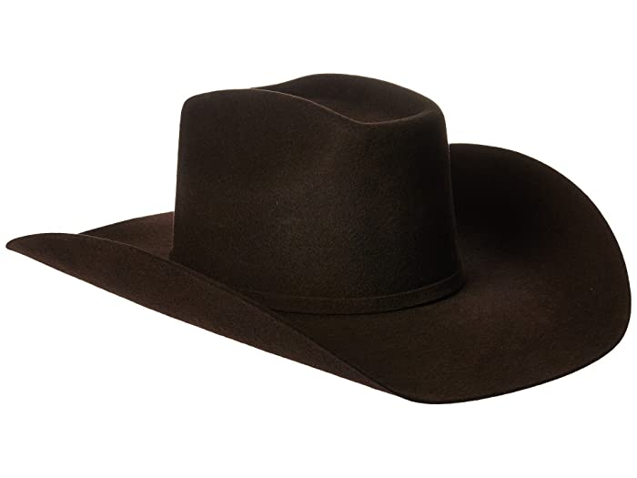 Ariat  A7520247 (Chocolate) Cowboy Hats