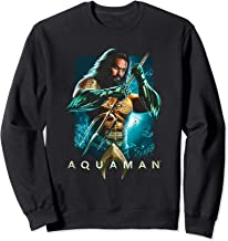 Aquaman Movie Trident Sweatshirt