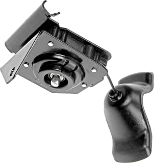Replaces 52089369AI, 52089369AD APDTY 133724 Spare Tire Hoist Cable Crank Bracket Assembly Fits 2005-2010 Jeep Grand Cherokee