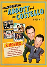 The Best of Abbott & Costello: Vol. 1