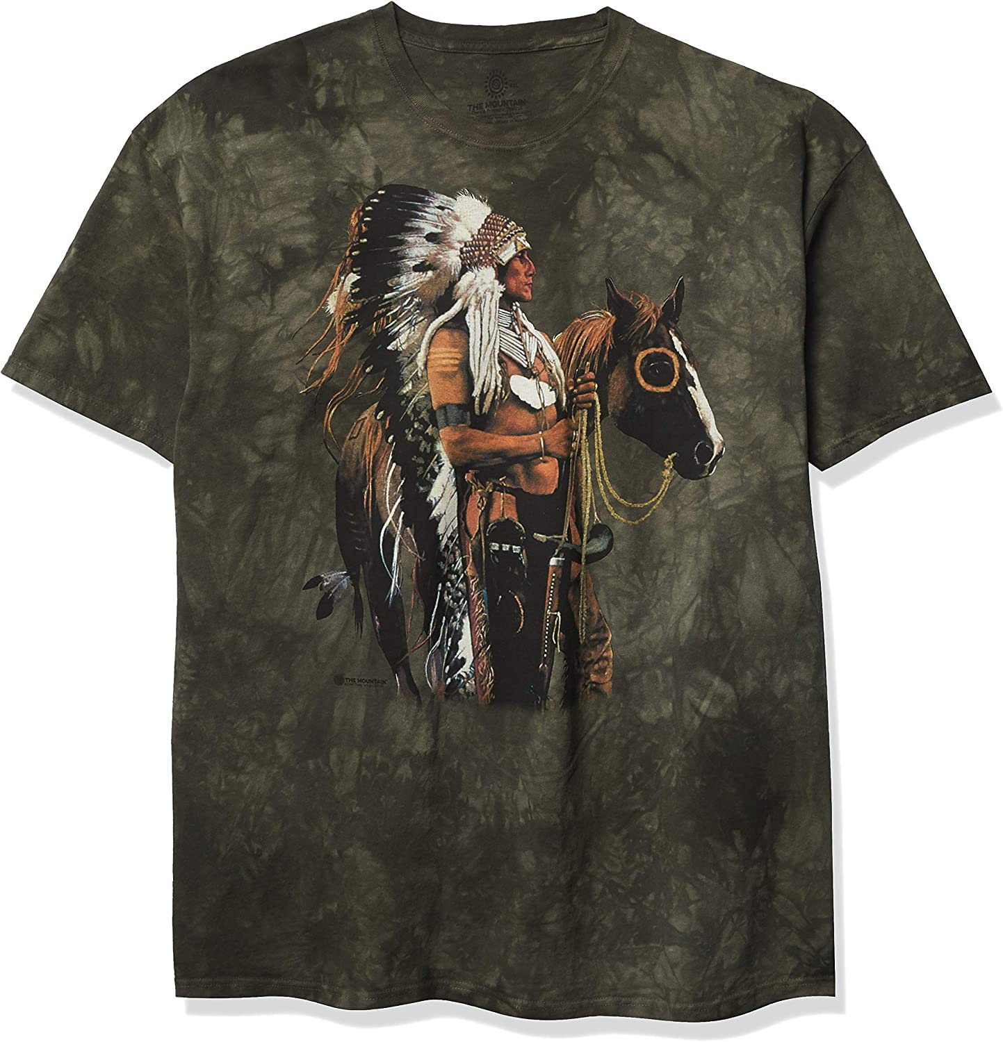 The Over item handling Mountain Men's and Genuine Proud Painted