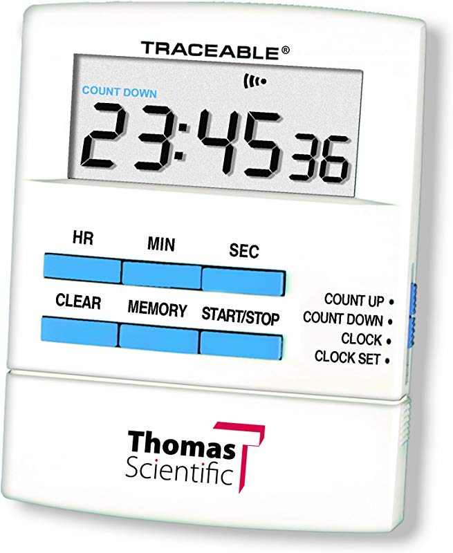 Thomas 5015 Traceable Talking Timer 2 5 Width X 3 25 Height X 1 2 Thick