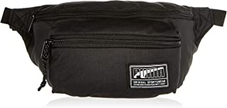 PUMA Unisex-Adult Waist Bag, Black - 075855