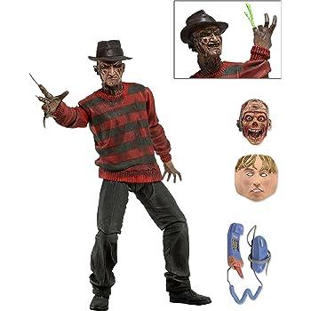 "NECA - Nightmare on Elm Street - 7"" Scale Action Figure - Ultimate Freddy"