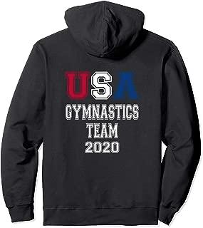 USA Gymnastics Team 2020 Pullover Hoodie