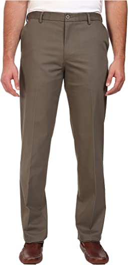 Big & Tall Signature Khaki D3 Classic Fit Flat Front