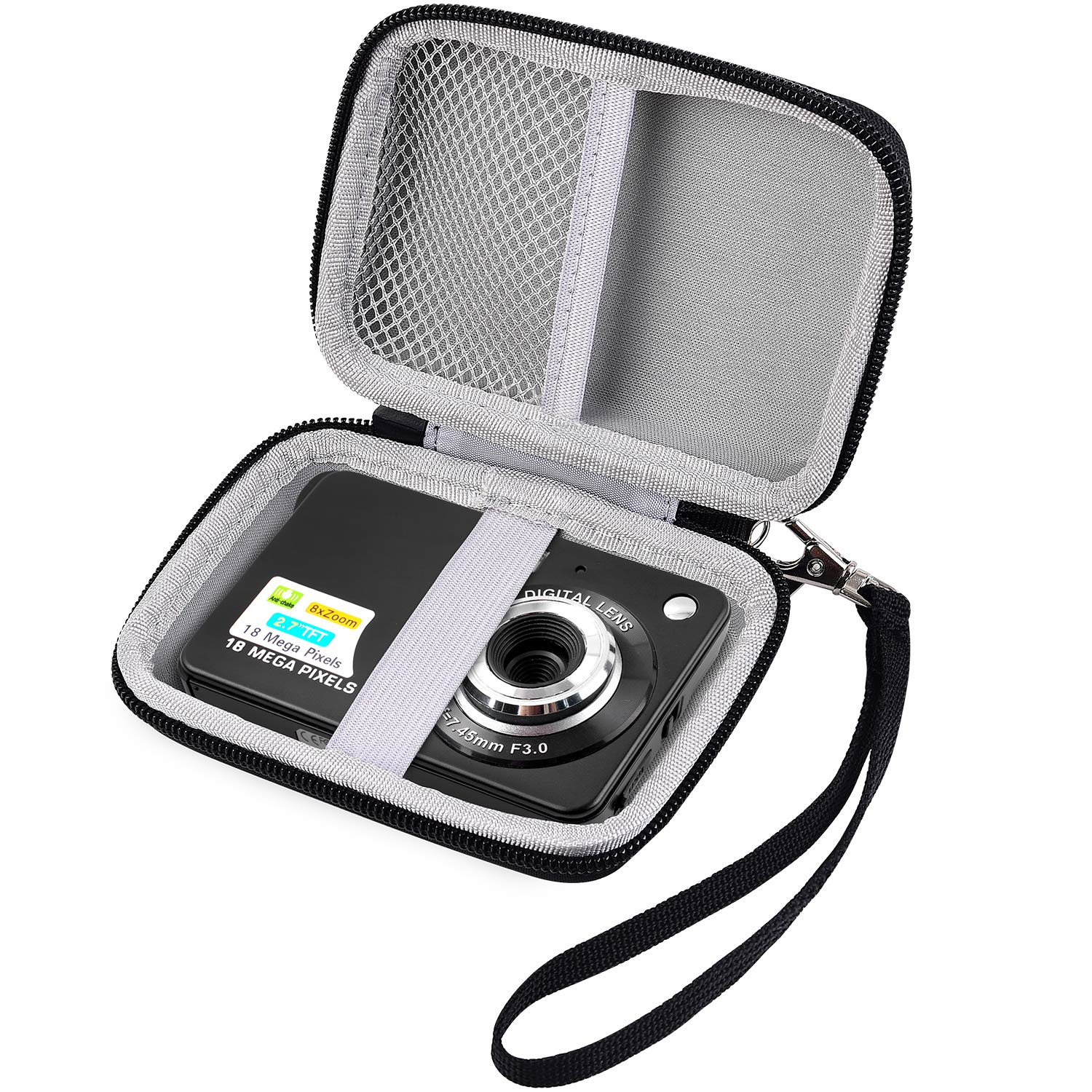 Protective AbergBest Rechargeable PowerShot COMECASE