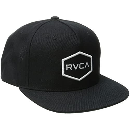 410579d3c02 RVCA Men s Commonwealth Snapback Hat