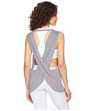 FP Movement No Sweat Solid Tank Top (Grey) Women