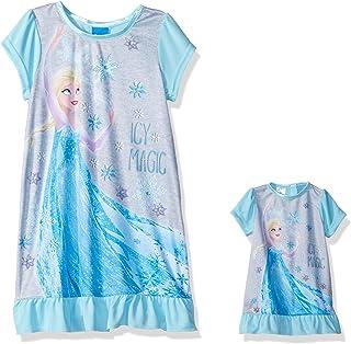 910a7657b Amazon.com  Elsa - Nightgowns   Sleepwear   Robes  Clothing