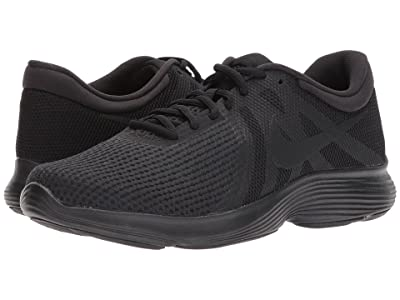 Nike Revolution 4 (Black/Black) Men