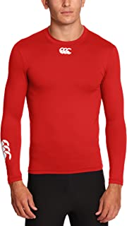 Base Layer Cold Long Sleeve Top - Flag Red (Adult) -