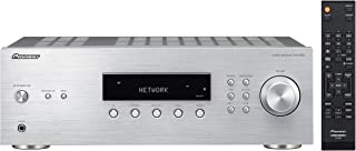Pioneer SX-10AE-S Stereo Receiver, met Bluetooth, Direct Energy Design met 2X 100 W, 4 Line-Inputs, Tape- en Subwoofer-Uit...