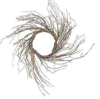 Darice 2814-76 Twig Sunburst Natural Birch, 14 Inches Wreath