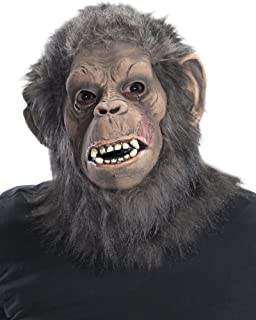 Costume Men's Dawn Of The Planet Of The Apes Adult Deluxe Koba Mask