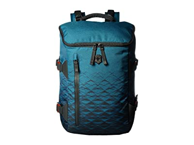 Victorinox VX Touring Laptop Backpack 15 (Dark Teal) Backpack Bags