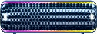Sony SRS-XB32 Portable Wireless Bluetooth Blue Speaker...