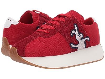 MARNI Bigfoot Sneaker (Red) Men