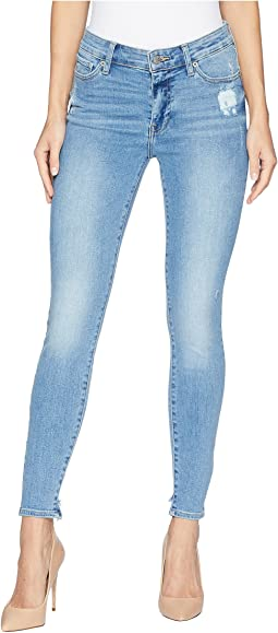 Ava Mid-Rise Super Skinny Jeans in Hidden Hills