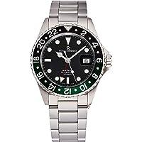 Revue Thommen Diver GMT Automatic Men's Watch